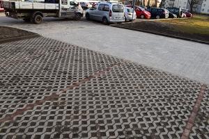 Parking Jana Pawła II