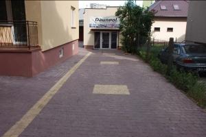 Płock, ul. Dworcowa (1)